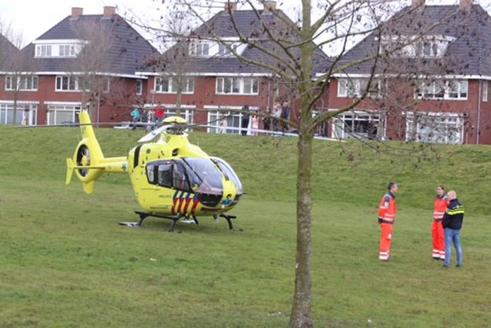 Ernstig ongeluk in Rosmalen