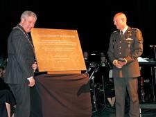 Roosendaals cadeau voor commando's; 'In vriendschap met elkaar verbonden'