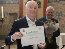 Willibrordpenning voor Frans Tillemans uit Ootmarsum