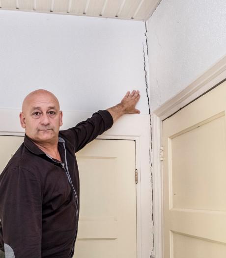 Expert houdt rug recht: verzakking Groesbeekse huis komt door wateroverlast