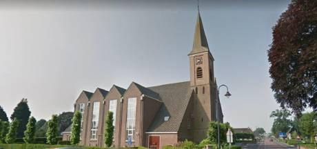 Meer dan 30 bezoekers per dienst verwacht in kerken  Staphorst en Barneveld