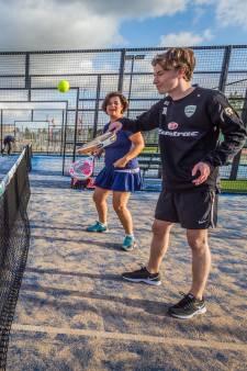 Combi tennis en squash moet nieuwe trend worden