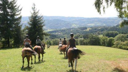 Paardrijvakantie in de Auvergne: een hele week rijden en niet één mens tegenkomen, behalve misschien jezelf