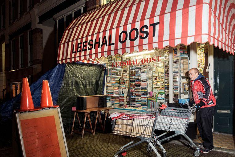 Wie adopteert de 50.000 boeken van Leeshal Oost?