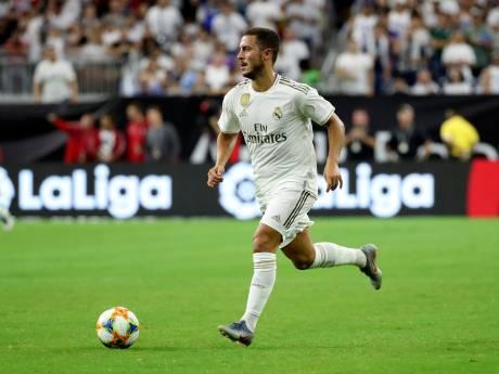 Les débuts en demi-teinte d'Eden Hazard au Real Madrid