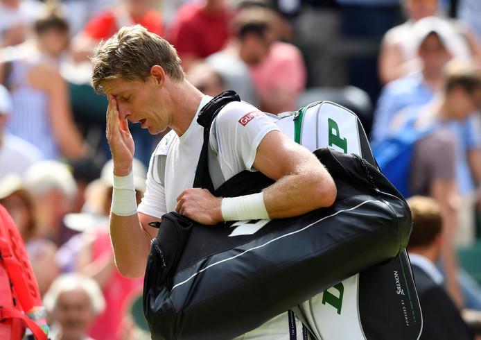 Actuellement 17e joueur mondial, Kevin Anderson n'a plus joué depuis qu'il s'est fait sortir au 3e tour de Wimbledon le mois dernier.