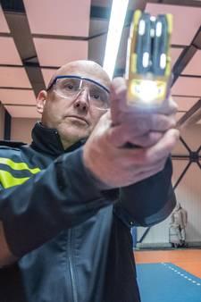 Politie Rotterdam grijpt 207 keer naar taser