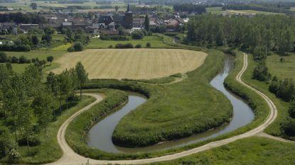 GRUP laat woonuitbreidingsgebieden omzetten naar natuur- en landbouwgebied en laat weekendzones uitdoven