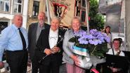 François Harnie speelt al zeventig jaar (!) muziek bij Harmonie Willen is Kunnen Lembeek