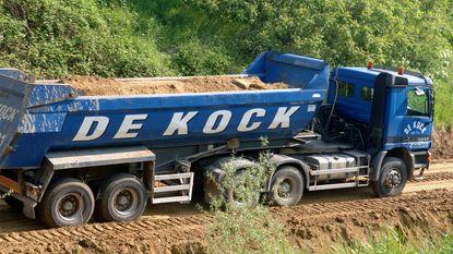 Firma De Kock ziet vergunning voor zandgroeve vierde keer geschorst