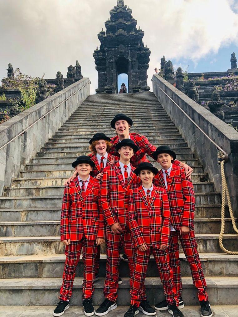 Deze juniors van 2-Step Dance Company doe een gooi naar nieuw Belgium's Got Talent-succes
