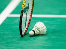 Mahulette redt het niet op EK badminton