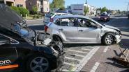 Bestuurder raakt zwaargewond na ongeval