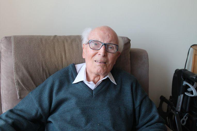 Alphonse Eysermans mocht 103 kaarsjes uitblazen.