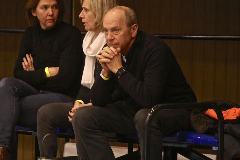 Volleyclub Par-ky Menen is gered - Jan Desmet blijft met Par-ky hoofdsponsor