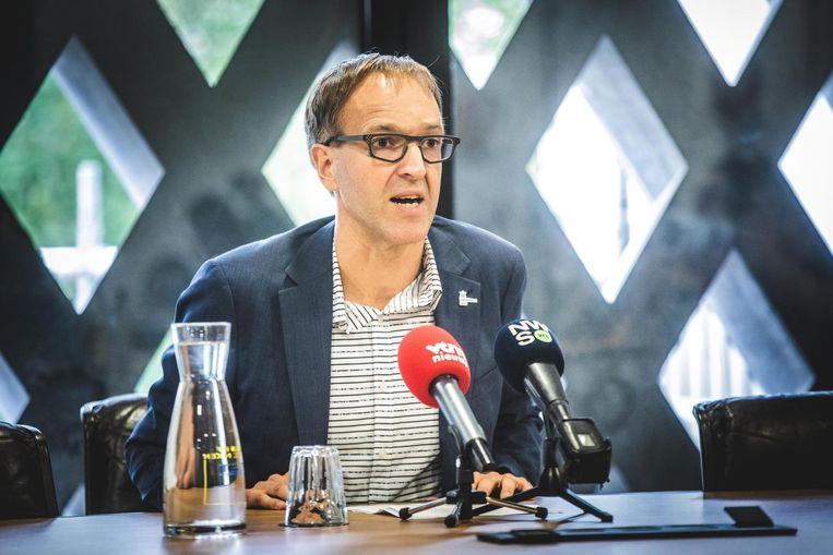 Rector Rik Van de Walle