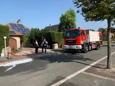 Brand slaat over op huis in Sint-Andries: gezin moet tijdelijk elders wonen
