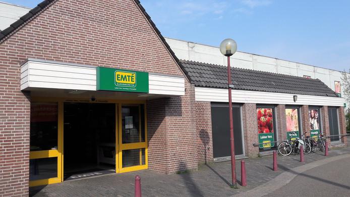 Ook de Emté in Kaatsheuvel wordt een Jumbo-supermarkt.