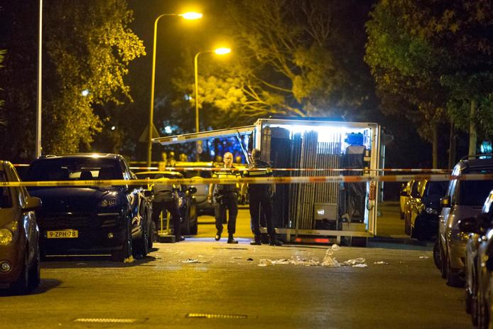 Vincent Jalink werd op 27 mei 2016 vlakbij zijn huis in Diemen neergeschoten.
