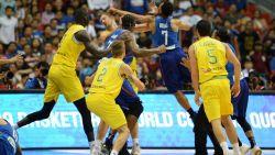 Basketbond schorst Filipijnse en Australische internationals na massale vechtpartij