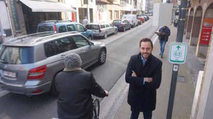"""Stad koopt tellers om verkeer te meten: """"In Stationsstraat zijn fietsers gedwongen om op voetpad te rijden"""""""