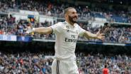 Benzema met hattrick weer van goudwaarde voor Real: Madrilenen ontdoen zich van Athletic Bilbao