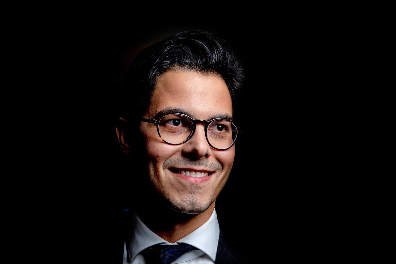 Rob Jetten, leider van D66.