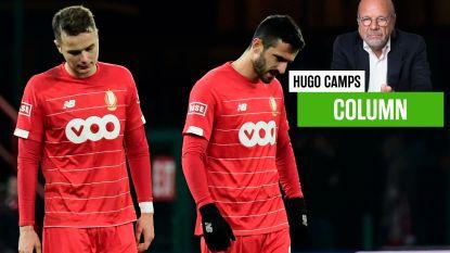 """Onze columnist Hugo Camps: """"De teloorgang van Anderlecht is om te janken, Standard lijkt nu ook een grootse traditie op te geven"""""""