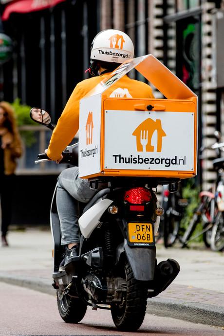 'Stop met bestellen bij machtige Thuisbezorgd'