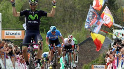 Valverde voor 5 op een rij