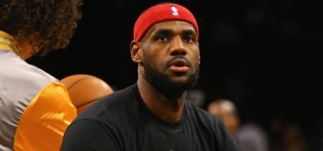 NBA-spelers ook in actie tegen racisme