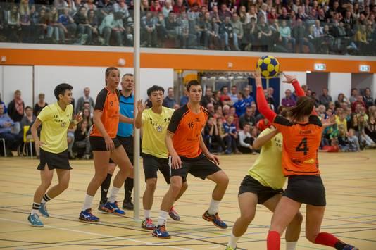 Met winst op Taiwan haalde het Nederlandse korfbalteam bij het laatste WK in 2015 voor de tiende keer de finale.