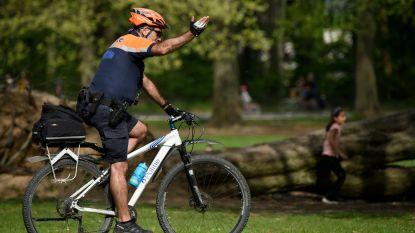 Brusselse politie gaat meer mensen inzetten om afstandsregels te doen respecteren