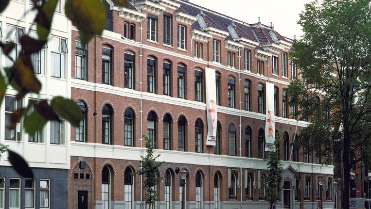 Het Prinsengrachtziekenhuis in Amsterdam. Beeld anp