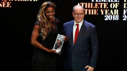 Niet Nafi Thiam, wél Caterine Ibarguen is Atlete van het Jaar