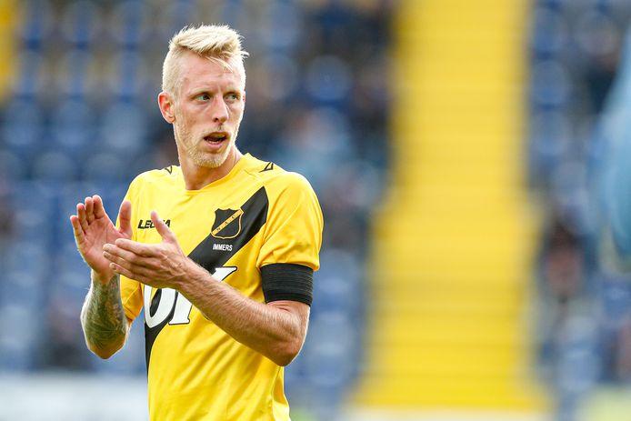 Lex Immers, niet Daan van den Blink.