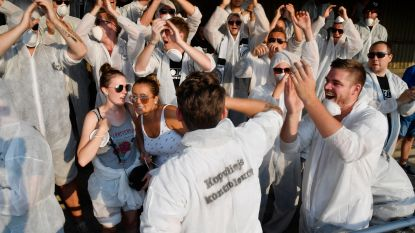 Eendracht houdt 'Kopvliejskontrole' in Ros Beiaardstadion