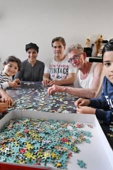 Uit Syrië gevlucht gezin werkt hard aan een toekomst in Twente