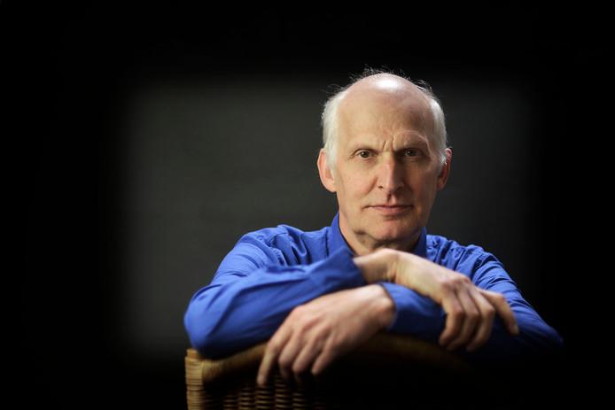 René Meijer, spiritueel psycholoog.