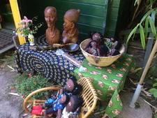 Theetuin Koewacht steunt Afrikaans weeshuis