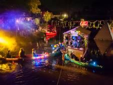 Twintigste editie Boxtel by Night op De Dommel