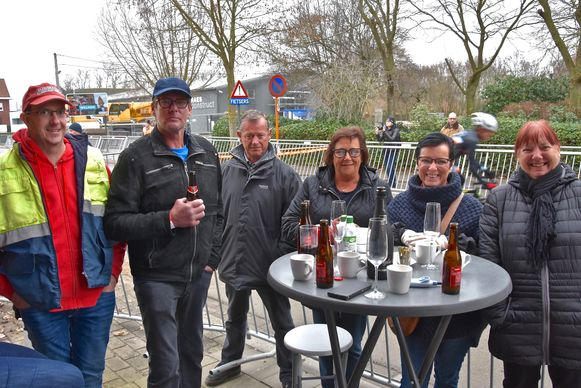 Hexia cyclocross Gullegem - de buurtbewoners hopen op een vipticket volgend jaar