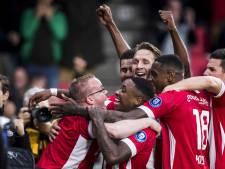 Een onsje minder had gekund bij de 'vreugde-hooligan' van PSV