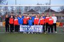 Een gezamenlijke actie van de twee rivalen; de KNVB pupillencursus voor scheidsrechters.