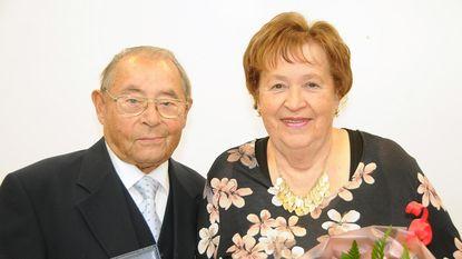 Iwan en Anna vieren diamanten huwelijk