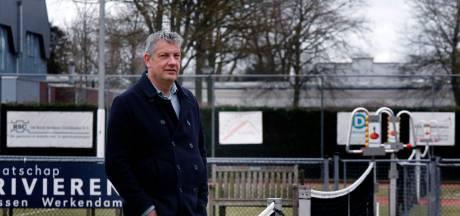 Voorzitter somber over verhuizing tennisclub Almkerk: 'Gemeente had eerst nieuwe plek moeten zoeken'