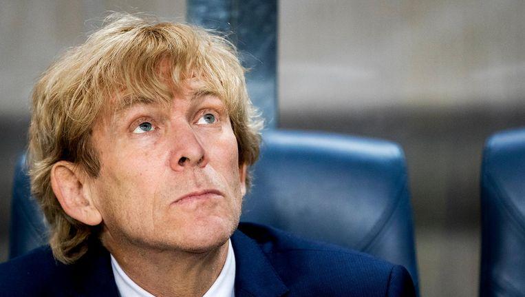 Hans Jorritsma is sinds 1996 teammanager van het Nederlands elftal Beeld anp