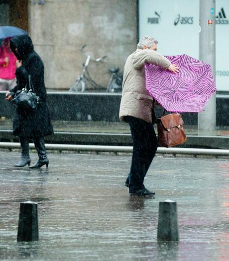 Code geel: harde windstoten verwacht in Brabant