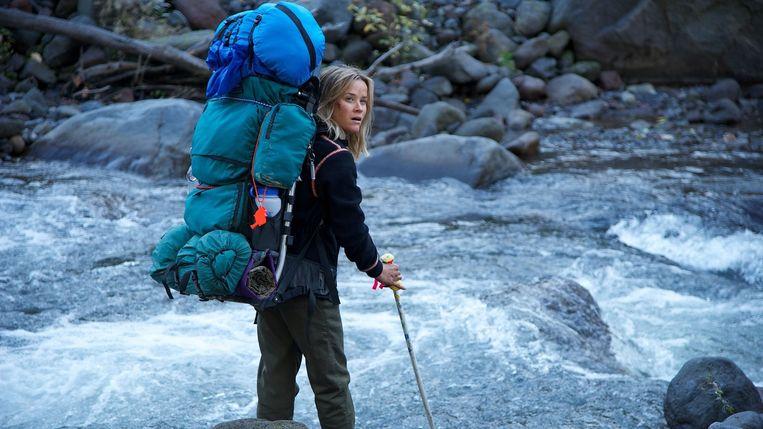 Reese Witherspoon in 'Wild' van Jean-Marc Vallée Beeld