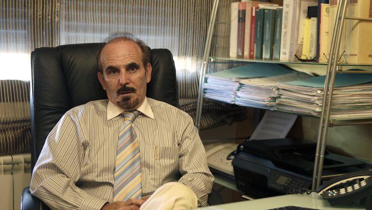 Silverio García Sierra, de advocaat van Romano van der Dussen Beeld null